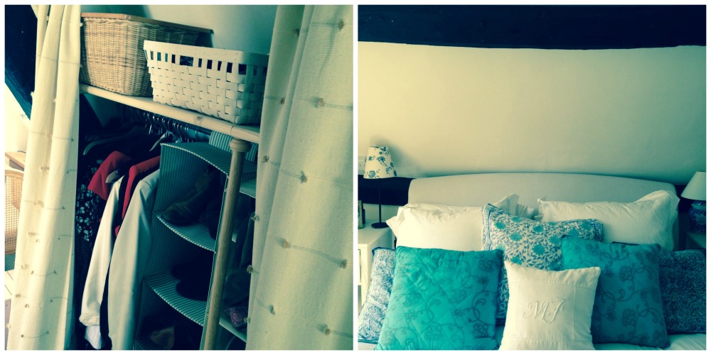 Bed&Wardrobe