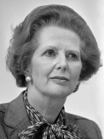 Premier Thatcher *19 september 1983