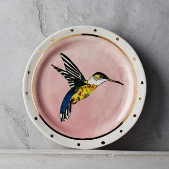 Plumology Plate, £14, Anthropologie